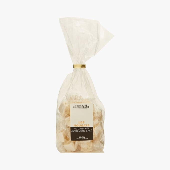 Les nougats au caramel beurre salé La Grande Épicerie de Paris
