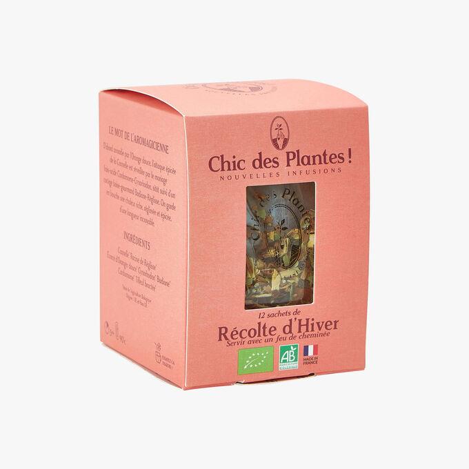 Récolte d'hiver [Winter's harvest] Chic des Plantes !