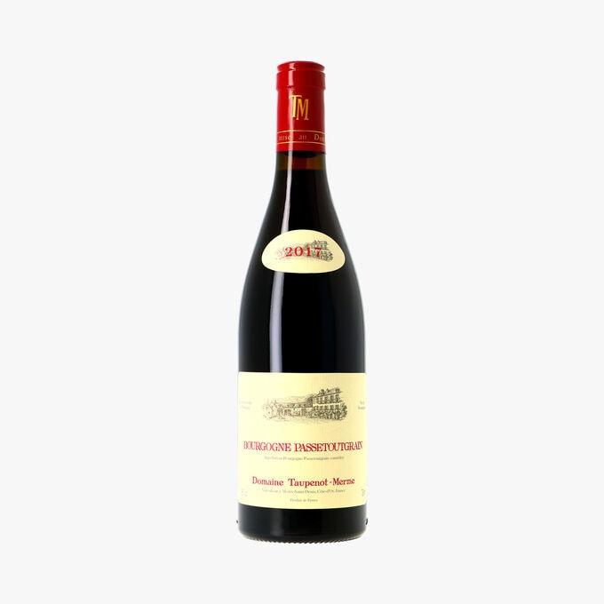 Domaine Taupenot-Merme, AOC Bourgogne Bourgogne Passe-tout-grains, 2017 Domaine Taupenot-Merme