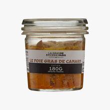 Le Foie gras de canard entier La Grande Epicerie de Paris