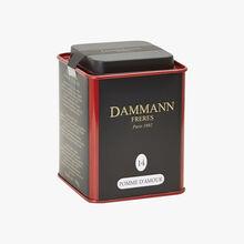 Thé noir parfumé Pomme d'Amour N° 14 Dammann Frères