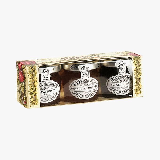 """Tiptree"" trio gift box Wilkin & Sons"