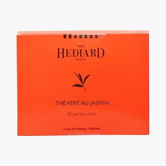 Green jasmine tea Hédiard