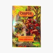 Dark chocolate from Bolivia Chapon
