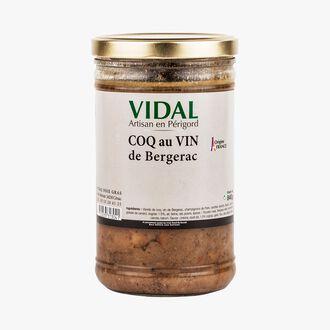 Coq au vin de Bergerac Vidal