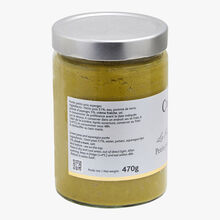 Purée - Peas and asparagus Castaing
