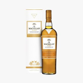 The Macallan Amber Whisky The Macallan