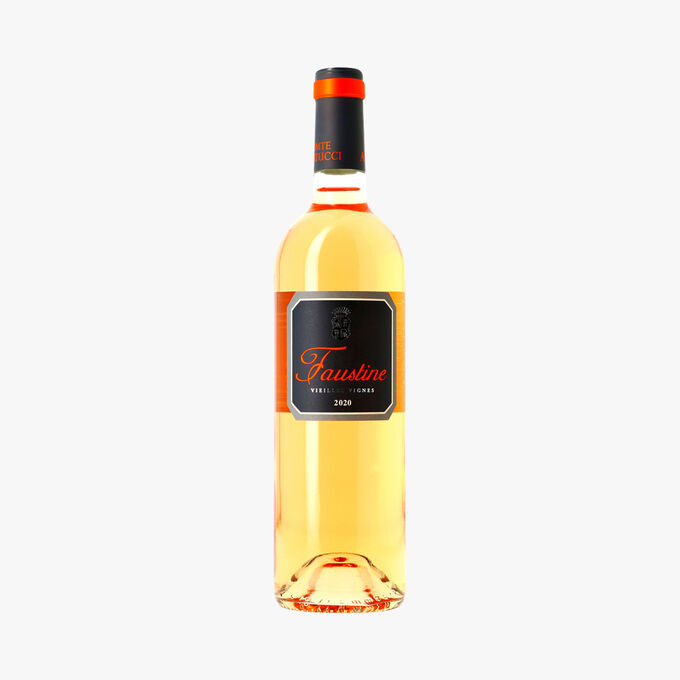 Domaine Comte Abbatucci, Faustine vieilles vignes rosé, Vin de France, 2020 Domaine Comte Abbatucci