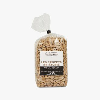 Savoy buckwheat crozets La Grande Épicerie de Paris