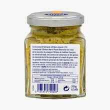 Béarnaise-flavour Orleans mustard Martin Pouret