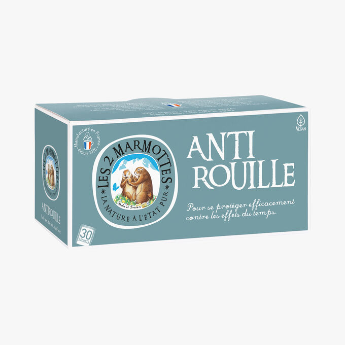Infusion Antirouille Les 2 Marmottes