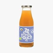 Ze Fresh Touch menthe douce thé vert et passion Les 2 Marmottes