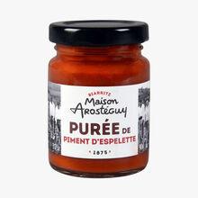 Espelette chili purée Maison Arosteguy