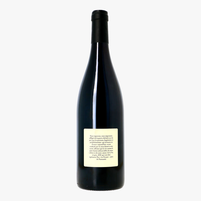 Vins Parcé Frères, AOC Côtes du Roussillon Villages, Zoé, 2018 Parcé Frères