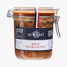 Bœuf bourguignon Maison Dubernet