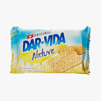 Wholemeal crackers Dar-Vida