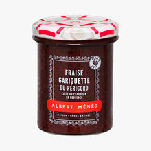 Périgord Gariguette strawberry extra jam  Albert Ménès