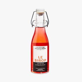 Poppy-flavour syrup La Grande Épicerie de Paris