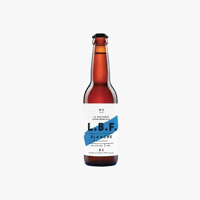 White Beer La Brasserie Fondamentale