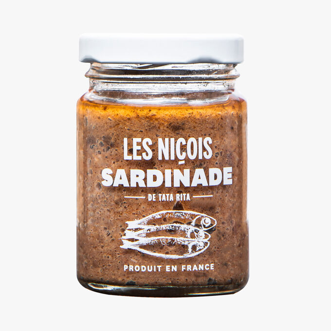 Sardinade de tata Rita Les Niçois