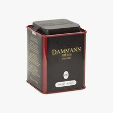 Thé noir parfumé Smokey Lapsang N° 496 Dammann Frères