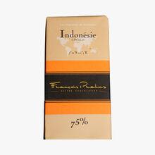 Tablette Chocolat Indonésie 75% Pralus