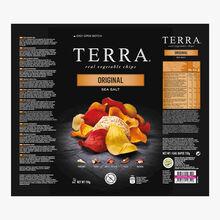 Exotic vegetable crisps Terra Chips