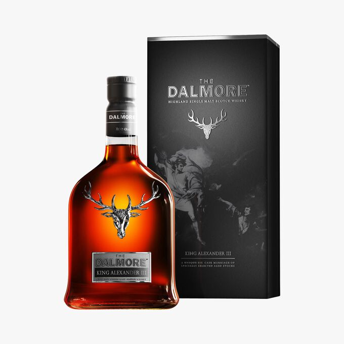 The Dalmore King Alexander III Whisky Dalmore