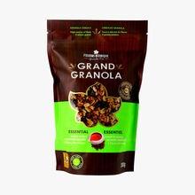Grand granola essentiel - Sirop d'érable, raisins Thomson et poudre d'orme rouge La Fourmi Bionique