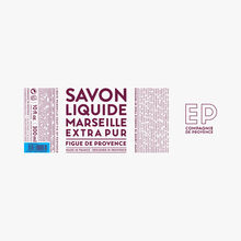 Provence Fig liquid Marseille soap Compagnie de Provence