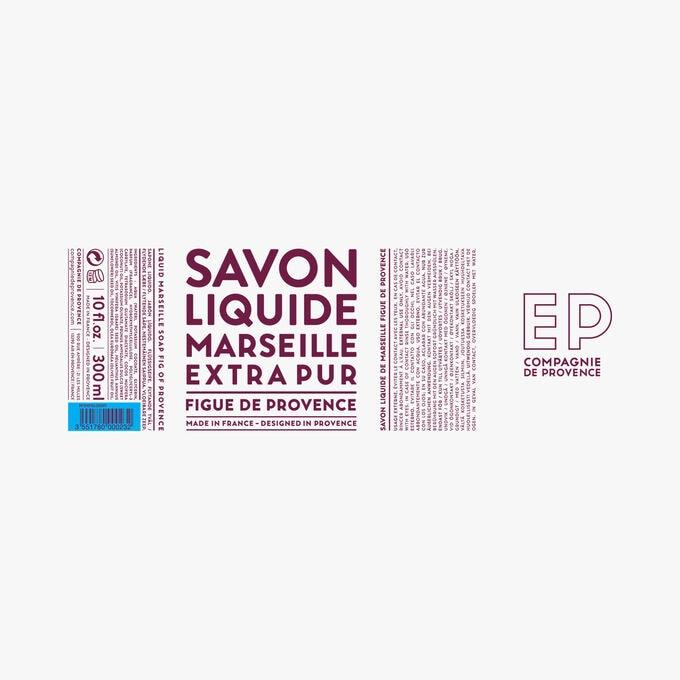 Savon liquide de Marseille Figue de Provence Compagnie de Provence