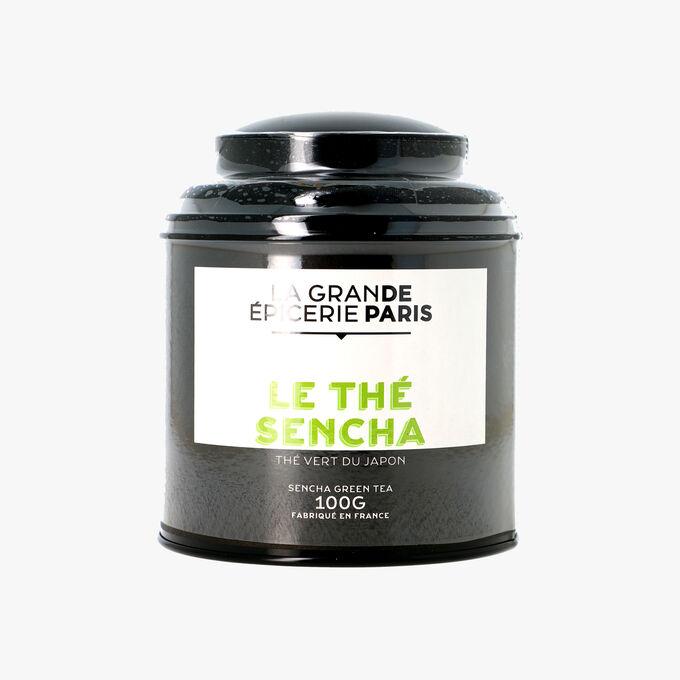 Le thé Sencha, thé vert du Japon La Grande Épicerie de Paris