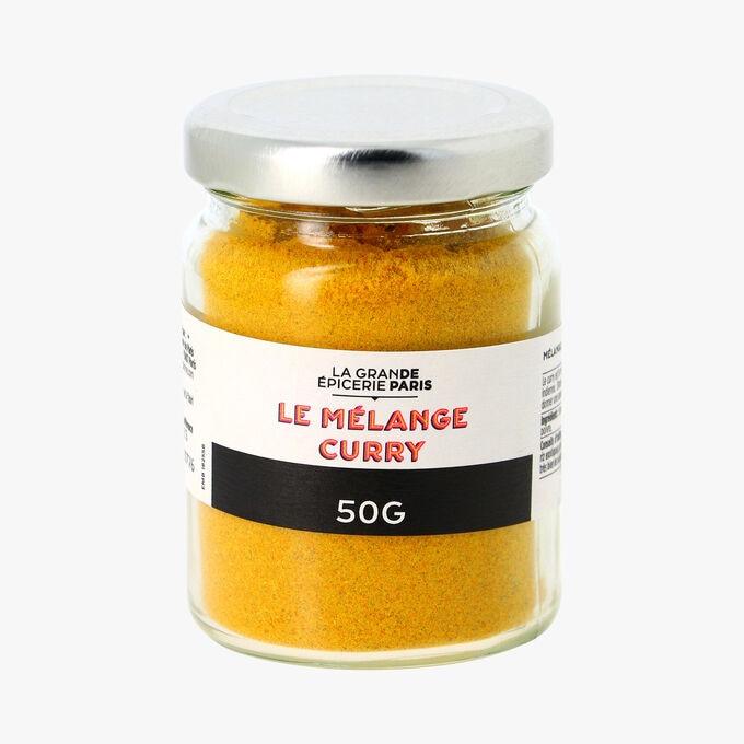 Mélange Curry La Grande Épicerie de Paris