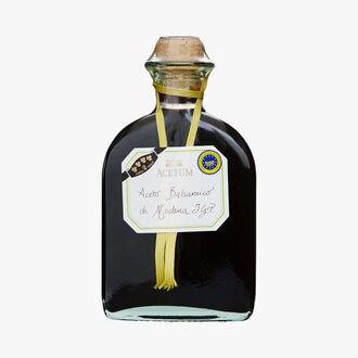 Fiaschetta of Modena balsamic vinegar Acetum