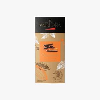 Ballotin d'orangettes Valrhona