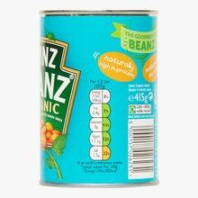 White beans with tomato sauce Heinz