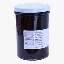Morello and black cherry fruit mix – 'Chéri-Cherry'  La Cour d'Orgères