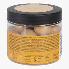 Noix de Macadamia enrobées de chocolat au caramel salé Macolat