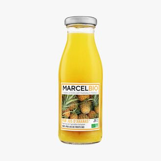Organic pure pineapple juice Marcel Bio