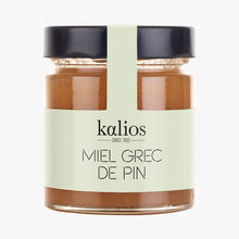 Greek pine honey Kalios