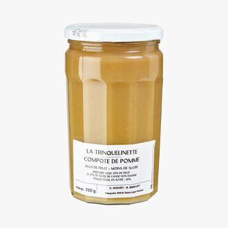 Apple compote  La Trinquelinette