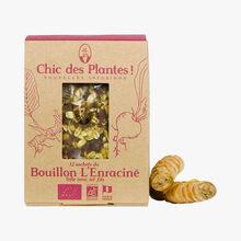 12 sachets du Bouillon L'Enraciné Chic des Plantes !