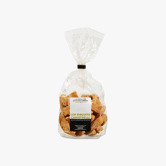 Corsican canistrelli biscuits with anise seeds La Grande Épicerie de Paris