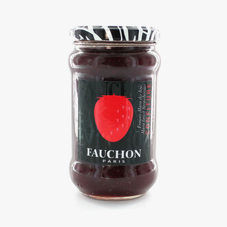 Confiture de fraises Mara des bois Fauchon