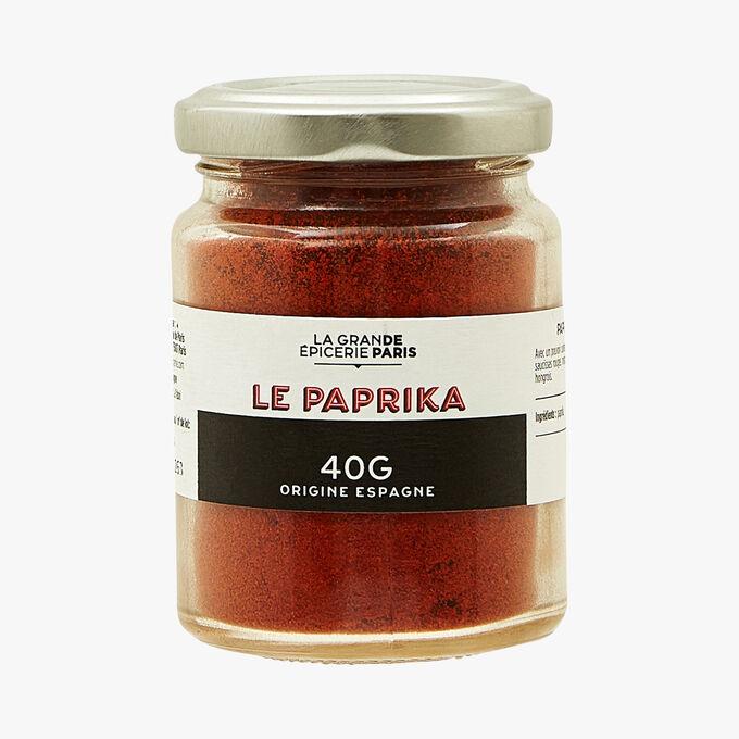 Le paprika La Grande Épicerie de Paris