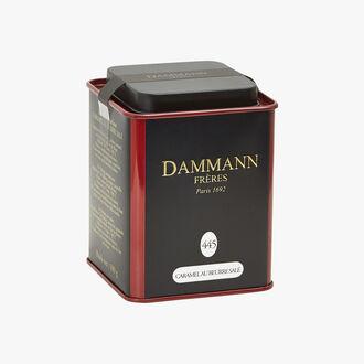 Salted butter caramel flavoured Oolong tea - N° 445 Dammann Frères