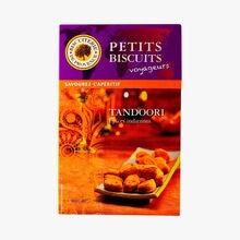 Biscuits apéritifs au tandoori Biscuiterie de Provence