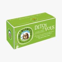 Détox et vous infusion Les 2 Marmottes