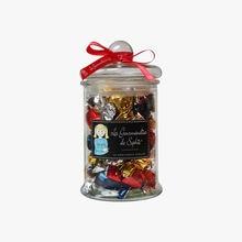 Boules chocolats papillotées Les Gourmandises de Sophie