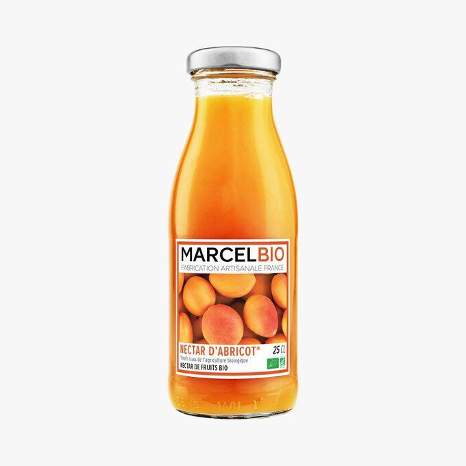 Nectar d'abricot bio Marcel Bio